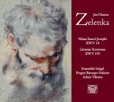 Jan Dismas Zelenka, Missa Sancti Josephi, ZWV 14, Litaniae Xaveriane, ZWV 155