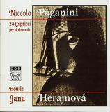 24 Capricci per violinno solo, op. 1